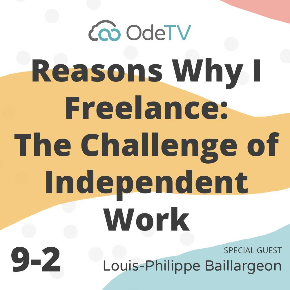 reasons why I freelance