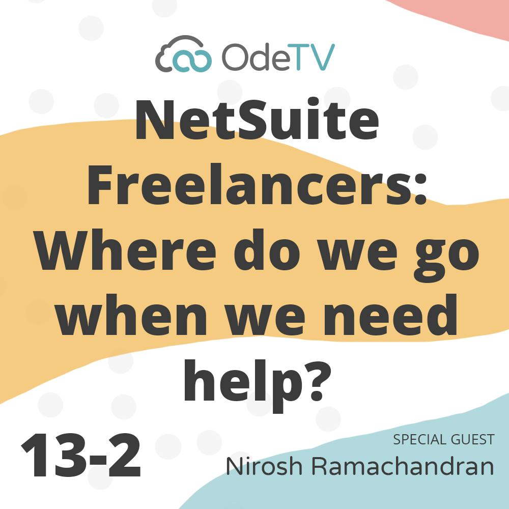 netsuite freelancers